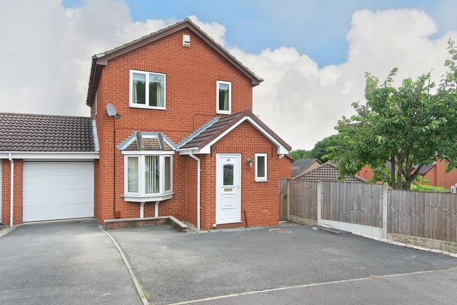 Thumbnail Detached house for sale in Ibbetson Oval, Morley, Leeds