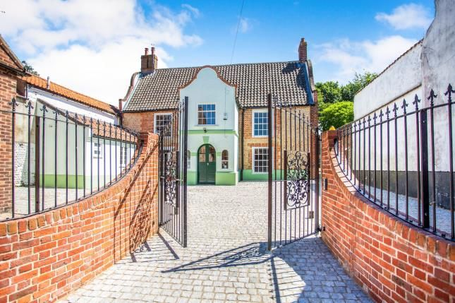 Thumbnail Detached house for sale in Fakenham, Norfolk