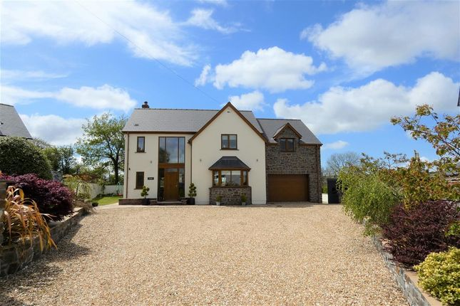 Thumbnail Detached house for sale in Brambley House, Spittal, Haverfordwest