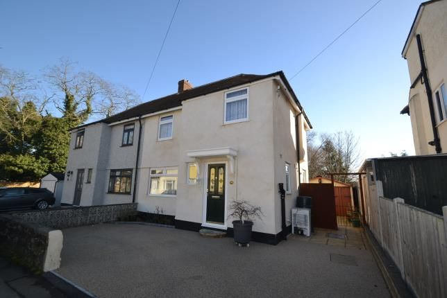 Thumbnail Semi-detached house for sale in Belgrave Close, Chelmsford