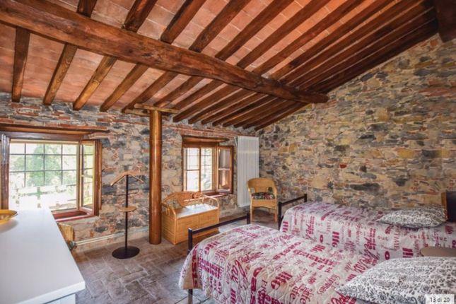 Twin Bedroom of Corsanico, Massarosa, Lucca, Tuscany, Italy