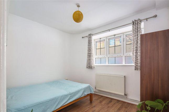 Bedroom Two of Wheler House, Quaker Street, London E1