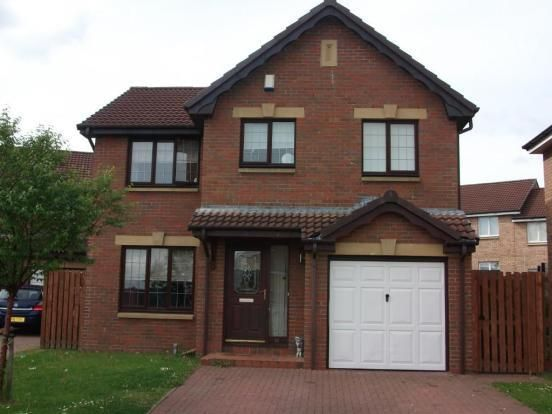 Thumbnail Property to rent in Ashwood, Wishaw