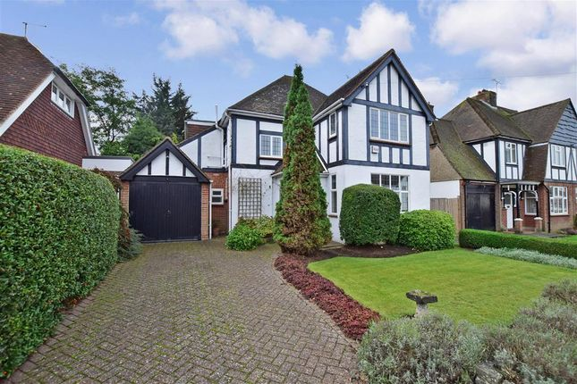 Thumbnail Detached house for sale in Orchard Avenue, Gravesend, Kent