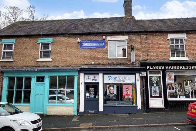 Thumbnail Retail premises for sale in High Street, Telford, Shropshire