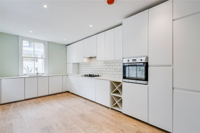 Kitchen of Dawes Road, London SW6