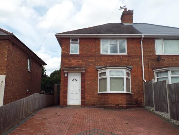 Thumbnail Semi-detached house for sale in Sudbury Grove, Birmingham, West Midlands