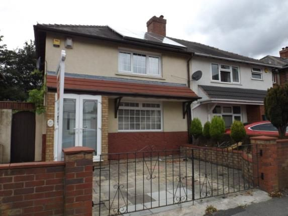 Thumbnail Semi-detached house for sale in Portsea Street, Walsall, West Midlands