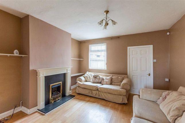 Living Room of Princes Crescent, Edlington, Doncaster DN12