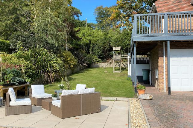 Garden  of St. Osmunds Road, Canford Cliffs, Poole BH14