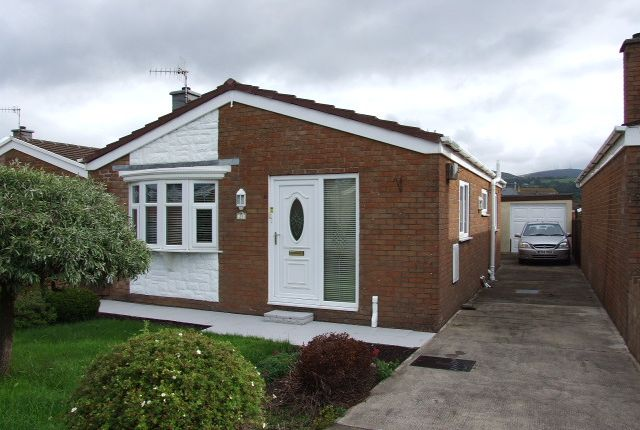 Thumbnail Detached bungalow for sale in Pentre Afan, Baglan, Port Talbot