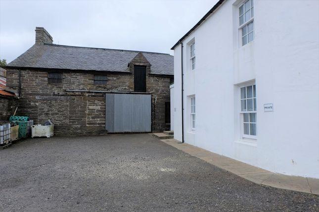 Studio for sale in Harbour Terrace, Wick KW1