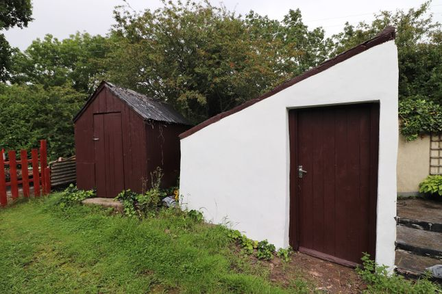 Outhouse of Waver Terrace, Abbeytown, Wigton CA7