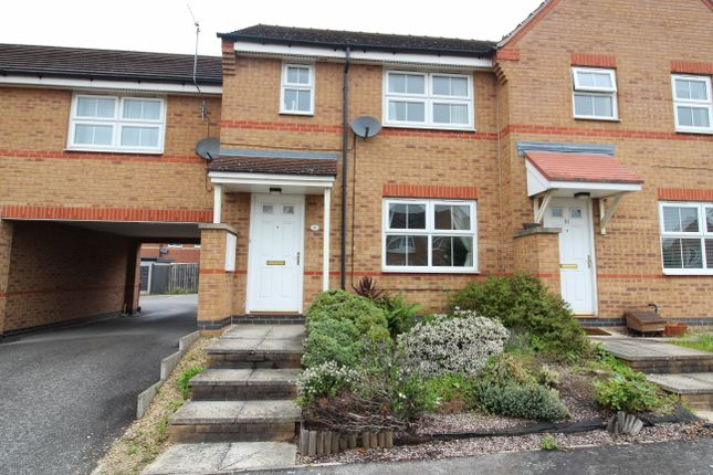 Thumbnail Town house to rent in Wilkinson Way, Scunthorpe