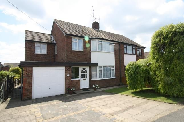 Thumbnail Semi-detached house for sale in Washington Road, Maldon