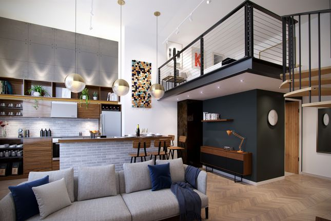 1 bed flat for sale in Chiswick High Road, London W4