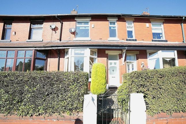 Thumbnail Terraced house to rent in Huddersfield Road, Scouthead, Oldham