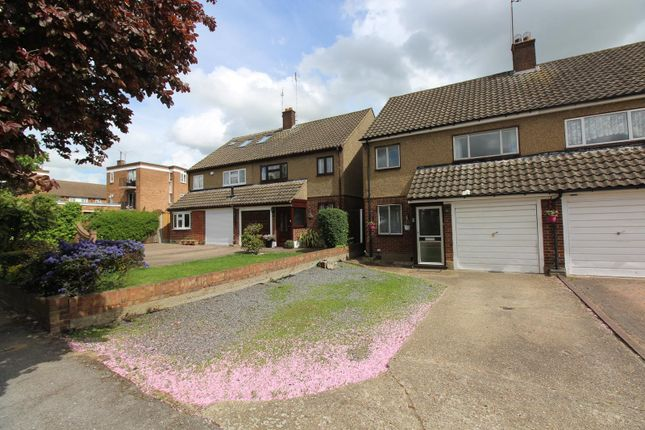 4 bed semi-detached house to rent in Tabrums Way, Upminster, Essex RM14