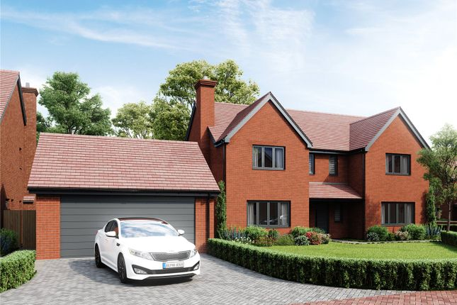 5 bed detached house for sale in Castle End, Lea, Ross-On-Wye, Hfds HR9