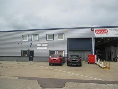 Thumbnail Light industrial for sale in Unit 7 Acorn Business Centre, Oaks Drive, Fordham Road, Newmarket