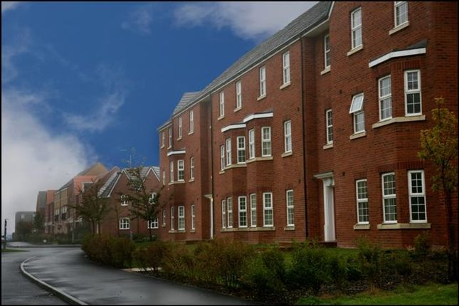 Thumbnail Flat to rent in John Wilkinson Court, Brymbo, Wrexham