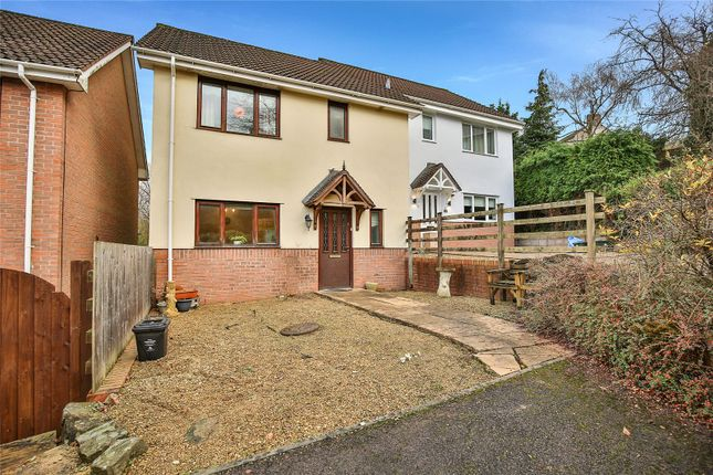 Thumbnail Detached house for sale in Spring Place, Caudle Lane, Ruardean, Gloucestershire