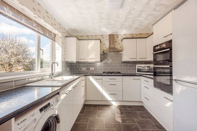 Kitchen of Crowther Close, Southampton SO19