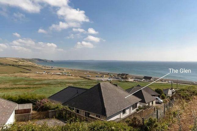 Thumbnail Detached bungalow for sale in The Glen, Newgale, Haverfordwest, Pembrokeshire