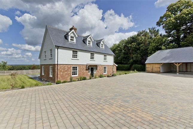 Thumbnail Detached house for sale in Framfield Road, Blackboys, East Sussex