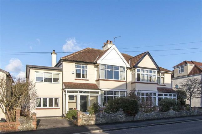 Thumbnail Semi-detached house for sale in Lawrence Grove, Henleaze, Bristol