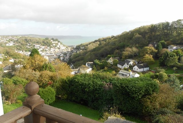 Thumbnail Flat to rent in Downs Lane, Looe