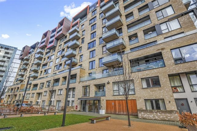 Thumbnail Flat for sale in Barquentine Heights, 4 Peartree Way, London