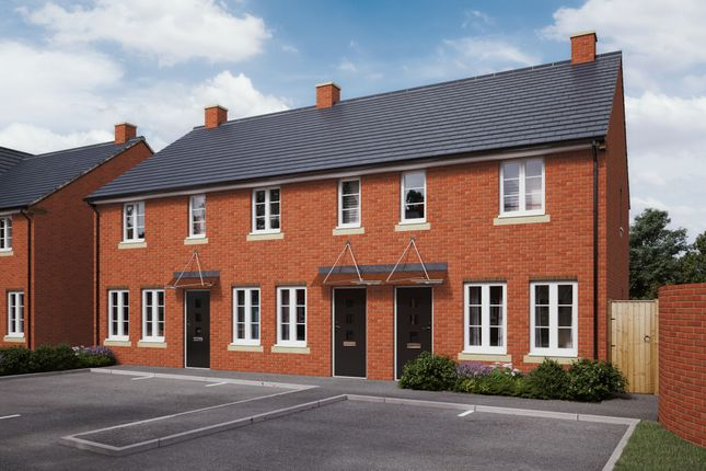 Terraced house for sale in Paice Gardens, Basingstoke