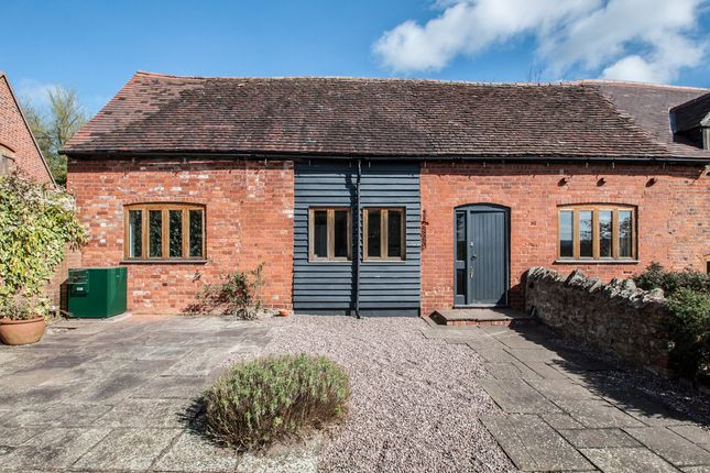 Thumbnail Barn conversion to rent in Woolhope, Hereford