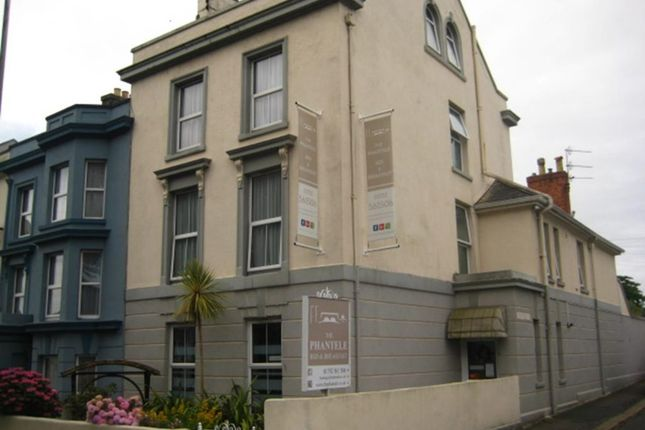 Thumbnail Hotel/guest house for sale in Devonport Road, Stoke, Plymouth