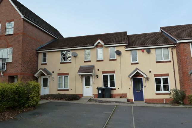 Thumbnail Terraced house for sale in Water Mill Crescent, Sutton Coldfield