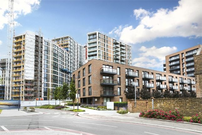 Thumbnail Flat for sale in Pavilion Square, Royal Arsenal Riverside, Woolwich