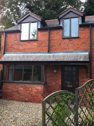 Thumbnail Semi-detached house to rent in Bridge Mews, Rossett, Wrexham