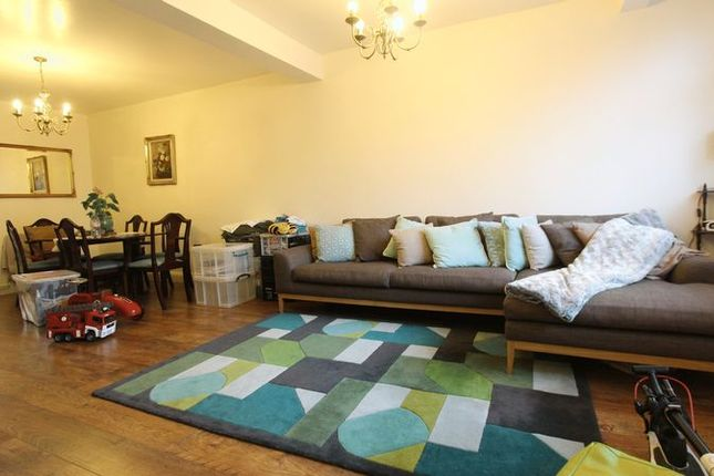 Thumbnail Terraced house to rent in Uplands Road, Woodford Green