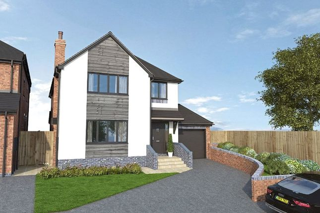 Thumbnail Detached house for sale in Peachley Lane, Lower Broadheath, Worcestershire