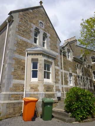 Thumbnail End terrace house to rent in Coastguard Crescent, Penzance