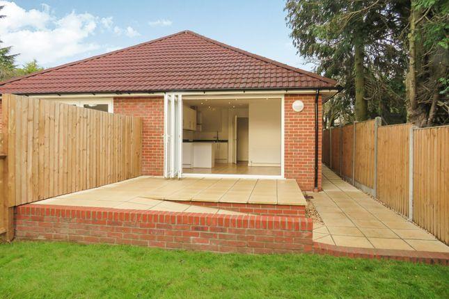 Thumbnail Semi-detached bungalow for sale in Wimpson Lane, Southampton