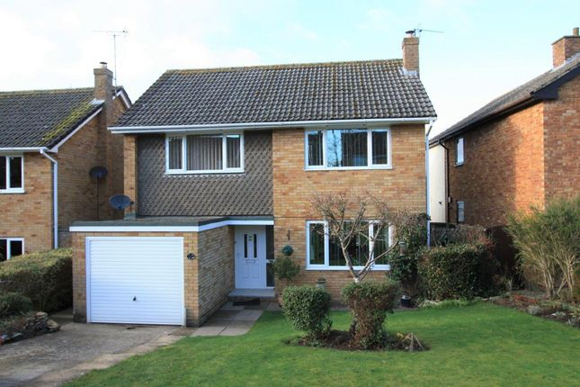 Thumbnail Detached house for sale in Bydemill Gardens, Highworth
