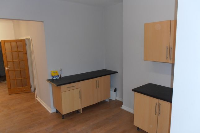 Thumbnail Flat to rent in High Street, Barry