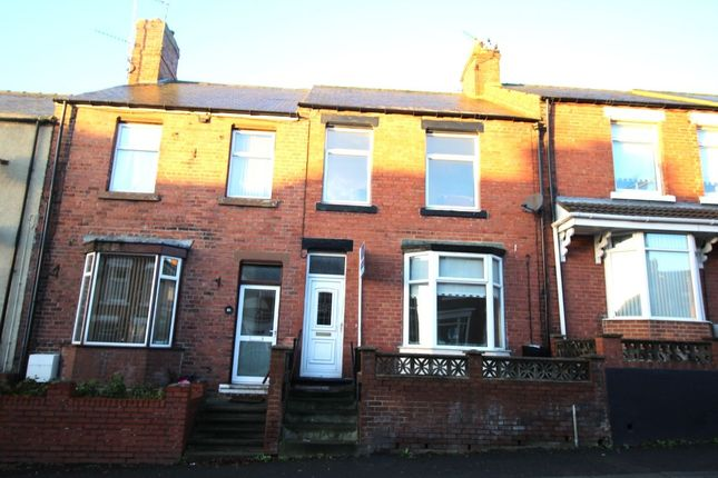 Thumbnail Terraced house to rent in Parker Terrace, Ferryhill