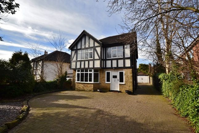 Thumbnail Detached house to rent in Harrogate Road, Moortown, Leeds