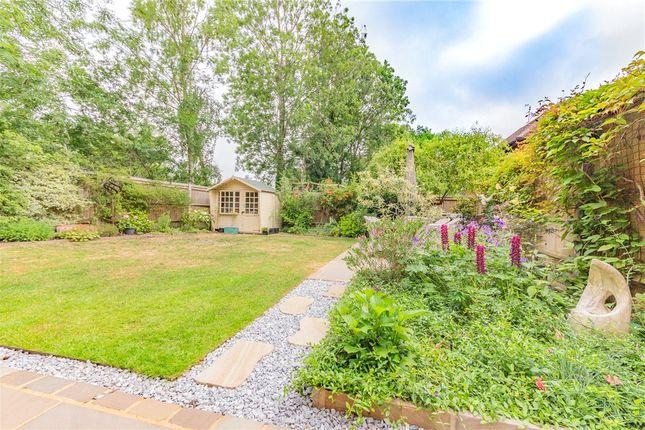 Garden 2 of Shire Avenue, Fleet, Hampshire GU51