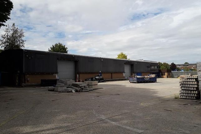 Thumbnail Warehouse for sale in Daneshill West Industrial Estate, Rankine Road, Basingstoke, Hampshire