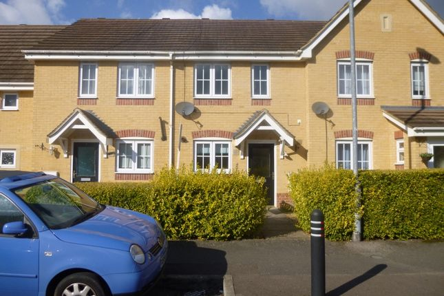 Thumbnail Terraced house to rent in Draper Way, Leighton Buzzard