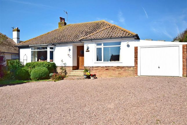 Thumbnail Bungalow for sale in Highview Road, Telscombe Cliffs, Peacehaven, East Sussex
